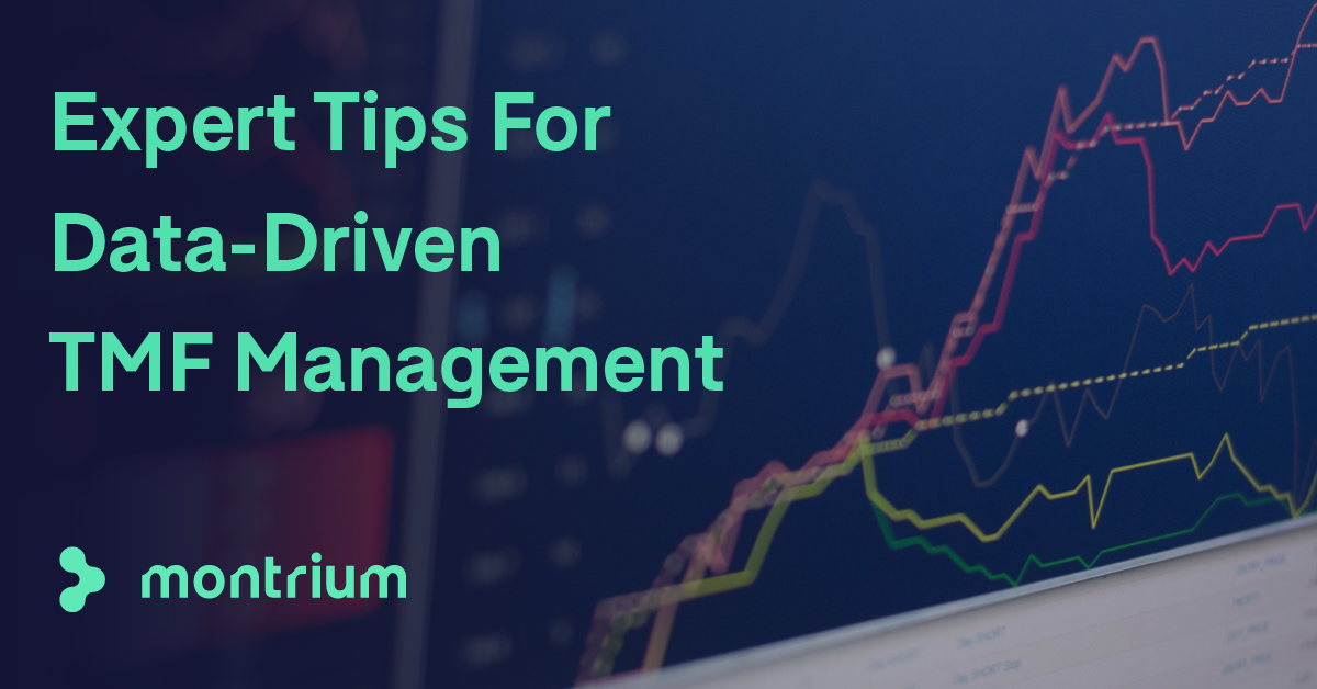 Data-driven TMF management:8 experts share their best tips