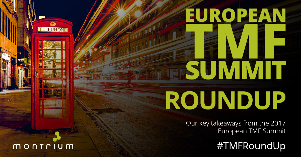 European TMF Summit Roundup: Key Takeaways from the 2017 Summit
